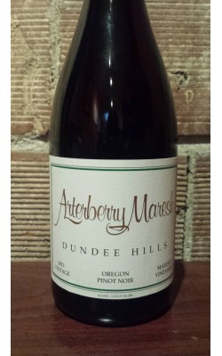 2011 Arterberry Maresh  Vineyard Pinot Noir